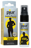 pjur Superhero STRONG - késleltetõ spray (20 ml) kép